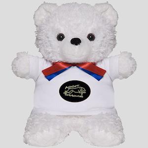 More Greyhound Logos Teddy Bear