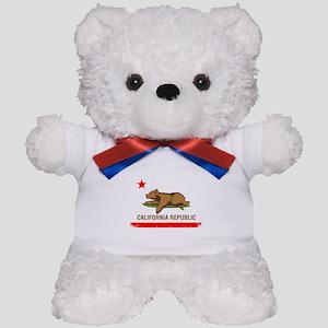Surfing CA cub Teddy Bear