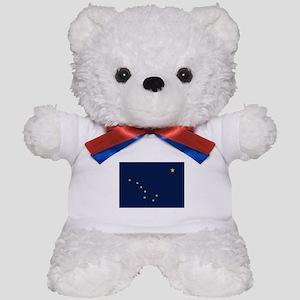 Flag of Alaska Teddy Bear