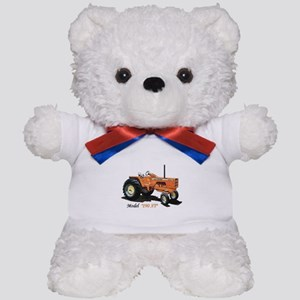Antique Tractors Teddy Bear