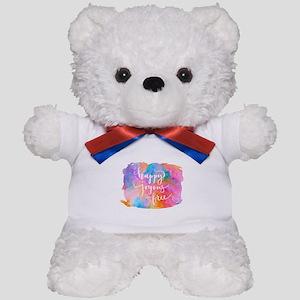 Happy Joyous Free Teddy Bear