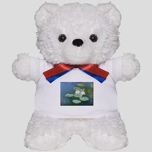Claude Monet Water Lilies Teddy Bear