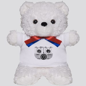 King of the Rocket Men Teddy Bear