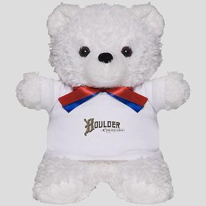 Boulder Colorado Teddy Bear