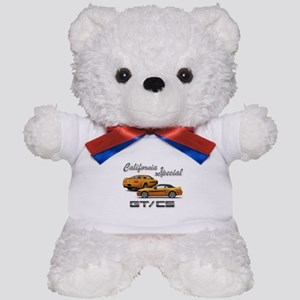 Grabber Orange Products Teddy Bear