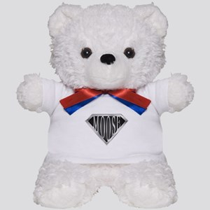 SuperMoose(metal) Teddy Bear