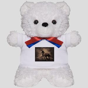Beautiful Brown Horse Teddy Bear