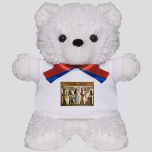Ancient Egyptian Wall Tapestry Teddy Bear