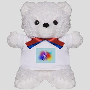 A Small Creature in the Ocean Teddy Bear