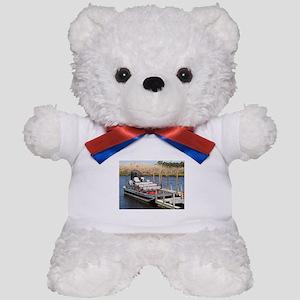 Florida swamp airboat Teddy Bear