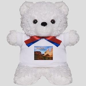 Arches Smaller Teddy Bear
