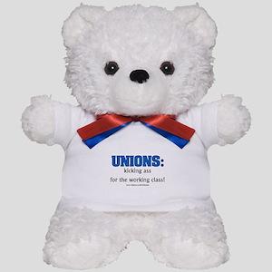 Union Class Teddy Bear