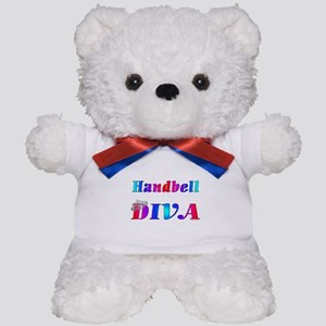 Handbell Diva Teddy Bear