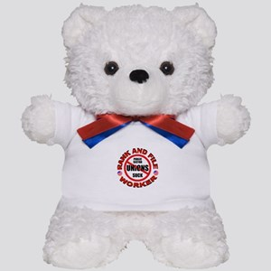 RIGHT TO WORK Teddy Bear