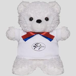 MRI Image is Everything White Teddy Bear