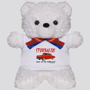 Studebaker-Dare to be Diff Teddy Bear