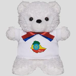 Cool Ethiopia Teddy Bear