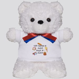 What Happens at Nana's... Teddy Bear