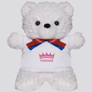 Guatemalan Princess 11 inch teddy bear