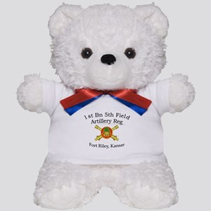 1st Bn 5th FA Teddy Bear