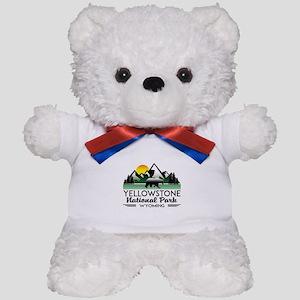 YELLOWSTONE NATIONAL PARK WYOMING MOUNT Teddy Bear