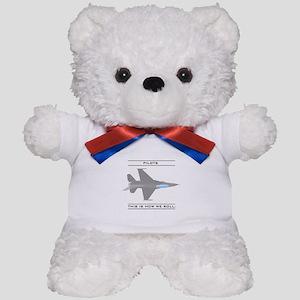 Pilots: How We Roll Teddy Bear
