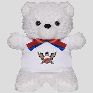 Bahrain Emblem Teddy Bear