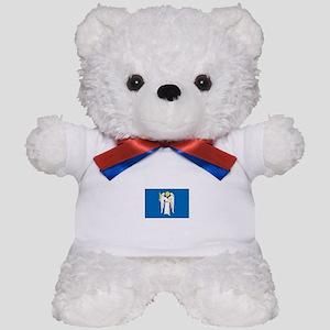 Kiev Ukraine Flag Teddy Bear