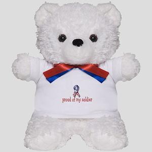 Proud of my Shoulder Teddy Bear