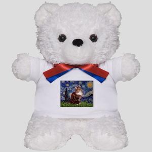 5.5x7.5-Starry-MCoon12B Teddy Bear