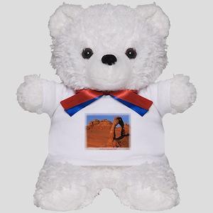 Delicate Arch Teddy Bear