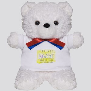 Cancer Friends Teddy Bear