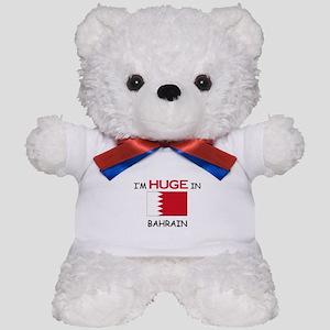 I'd HUGE In BAHRAIN Teddy Bear