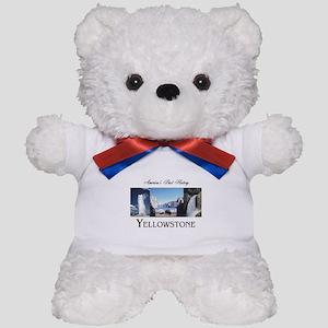Yellowstone Americasbesthistory.com Teddy Bear