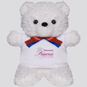 Guamanian Princess Teddy Bear