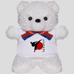 Martial Artist Teddy Bear