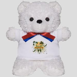 Palm Tree Bahrain Teddy Bear