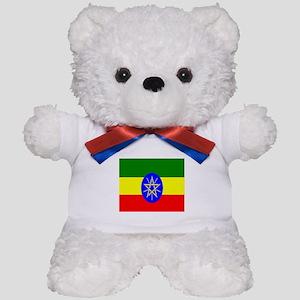 Flag of Ethiopia Teddy Bear