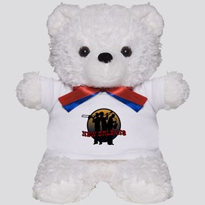 Retro New Orleans Teddy Bear