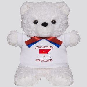 1st Squadron 14th Cavalry Teddy Bear