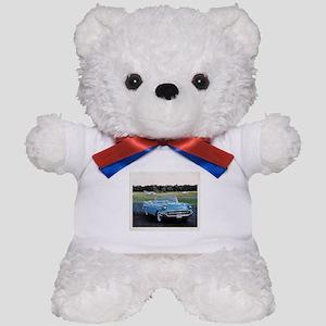 57 Chevy Teddy Bear