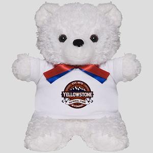 Yellowstone Vibrant Teddy Bear