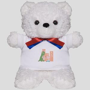 City Kaiju Teddy Bear
