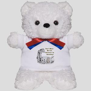 anti fur Teddy Bear