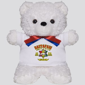 Rastafari Teddy Bear