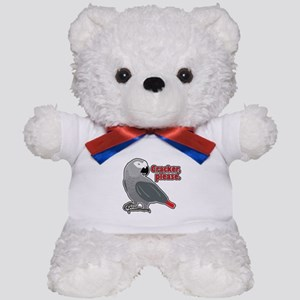 Cracker, Please. Teddy Bear