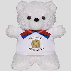 4th Bn 9th Infantry Teddy Bear