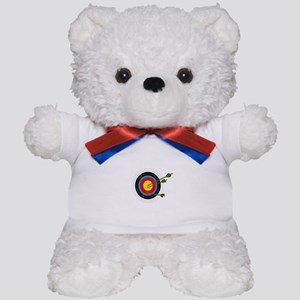 ARCHERY TARGET Teddy Bear