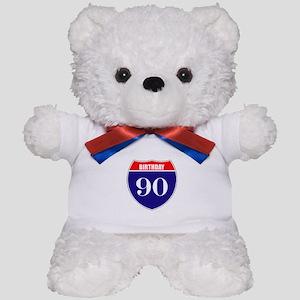 90th Birthday! Teddy Bear