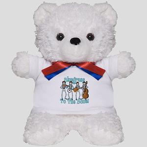 Bluegrass Bones! Teddy Bear